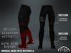:PM: Cyberpunk Outfit Tron Black