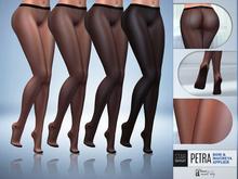 Star Outlet Pantyhose Petra Black Sheer - BOM & Maitreya Applier