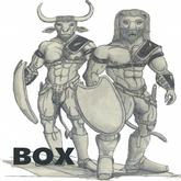 BOX,T&L Avatar (canvas)