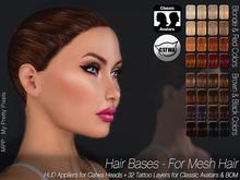 - MPP Hair Base - For Mesh Hair