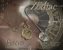 ★*✰ Zodiac Necklace ✰*★ ♓Pisces ★ Female Edition