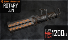 [ Dreadmorne ] // AE Rotary Gun V.1