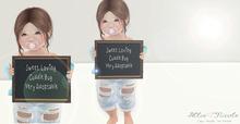 Allie Nicole  - Adoptable Cuddlebug - Rez-
