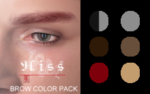 HISS. VII COLOR PACK