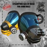 SW - Steampunk Mask of Gas Mod Urban Punk (Box)