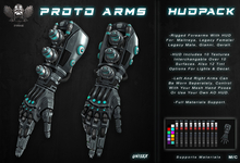 [The Forge] Proto Arms, HUDPACK.