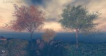 LB Crabapple Tree v2 Animated 4 Seasons