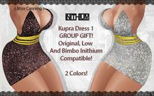 :: Miss Canning :  [ KUPRA Dress 1] New Year's Group GIFT