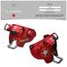 :::SOLE::: SA - AK-Pauldron (Red)