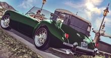 .::Indulge::.  1957  MIG Roadster  BR Green