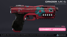 GANZER MK-6 [KITTY Edition] (Weapon Pistol) [Neurolab Inc.]