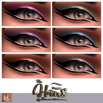 .:the-HAUS:. Sirena HD Eyeshadow Pallet (LeL) (dollarbie)