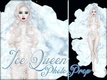 Boudoir-Ice Queen Photo Prop