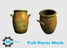 Mesh Place - Brass Barrel - Full Perm Mesh