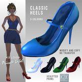 classic heels new