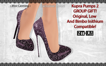 :: Miss Canning :  [ KUPRA Pumps 2 ] glam GROUP GIFT!