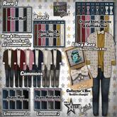 -{Feral Youth}-FallStar OpenBlazer&Jeans Suit #2