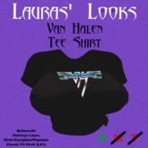Van Halen Rock T Shirt