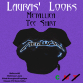 Metallica Rock T Shirt
