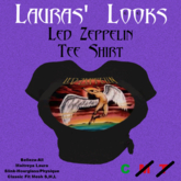 Led Zeppelin Rock T Shirt