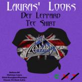 Def Leppard Rock T Shirt