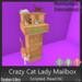 [MC] Cat Lady Mail Box  [add me]