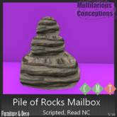 [MC] Rock Pile Mailbox [add me]