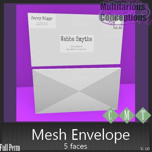 [MC] FP Envelope [add me]