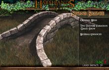 [Harshlands] Stone Bridge