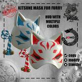 SW - Kitsune Mask for Furry (Box)