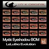 I n' K Original - Mystic Eyeshadows BOM - LeLutka EVO