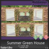 [MC] Summer Greenhouse [add me]