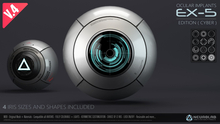 Ocular implants Eyes EX-5 (Animated Mesh Eyes) V.4 [Neurolab Inc.] Cyber Cyberpunk Fashion