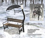 [Since1975] Umbrella Bench