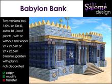 Babylon Bank / Babylon Villa