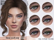 . OH! - Glam makeup - Catwa HDPRO