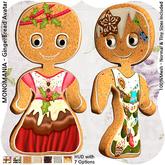 MONOMANIA - The GingerBread Avatar (add me)