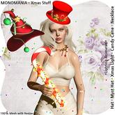 MONOMANIA - Xmas Stuff (add me)
