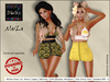 :: D!vine Style :: Nai'La - Bra Top and Skirt