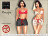 :: D!vine Style :: Penelope - Micro Top and Short
