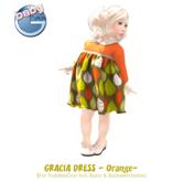 Baby Ghee - Gracia Orange - BAG (add to unpack)