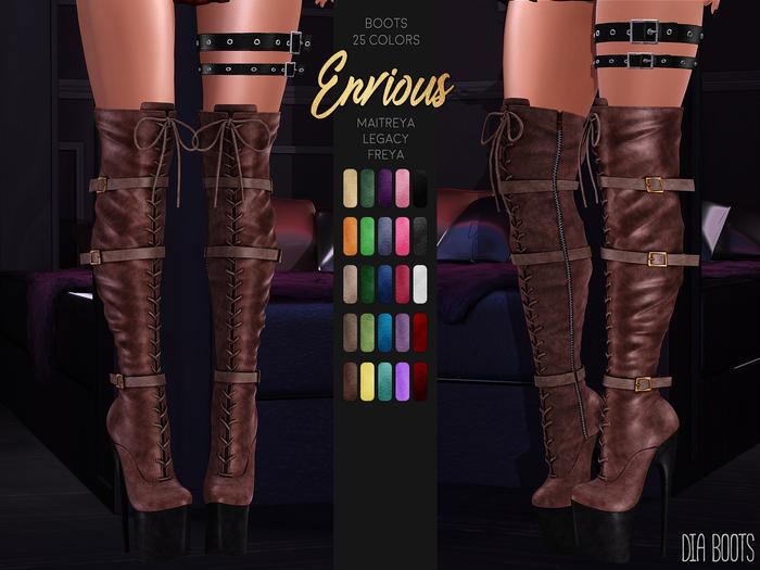 Envious - Dia Boots