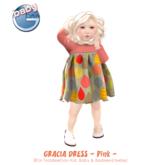 Baby Ghee - Gracia Pink - BAG (add to unpack)