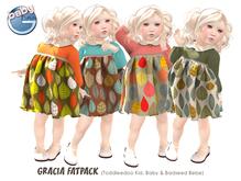 Baby Ghee - Gracia Fatpack - BAG (add to unpack)