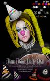 Spookshow - Pom Pom Party Hat