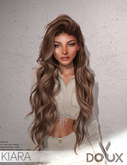 DOUX - Kiara hairstyle [BLOGGER PACK]