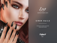 Envy // Siren Nails