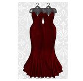 MAAI Rose gown * Lara&Legacy&Kupra * Red
