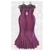 MAAI Rose gown * Lara&Legacy&Kupra * Pink