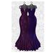 MAAI Rose gown * Lara&Legacy&Kupra * PurpleRedpink